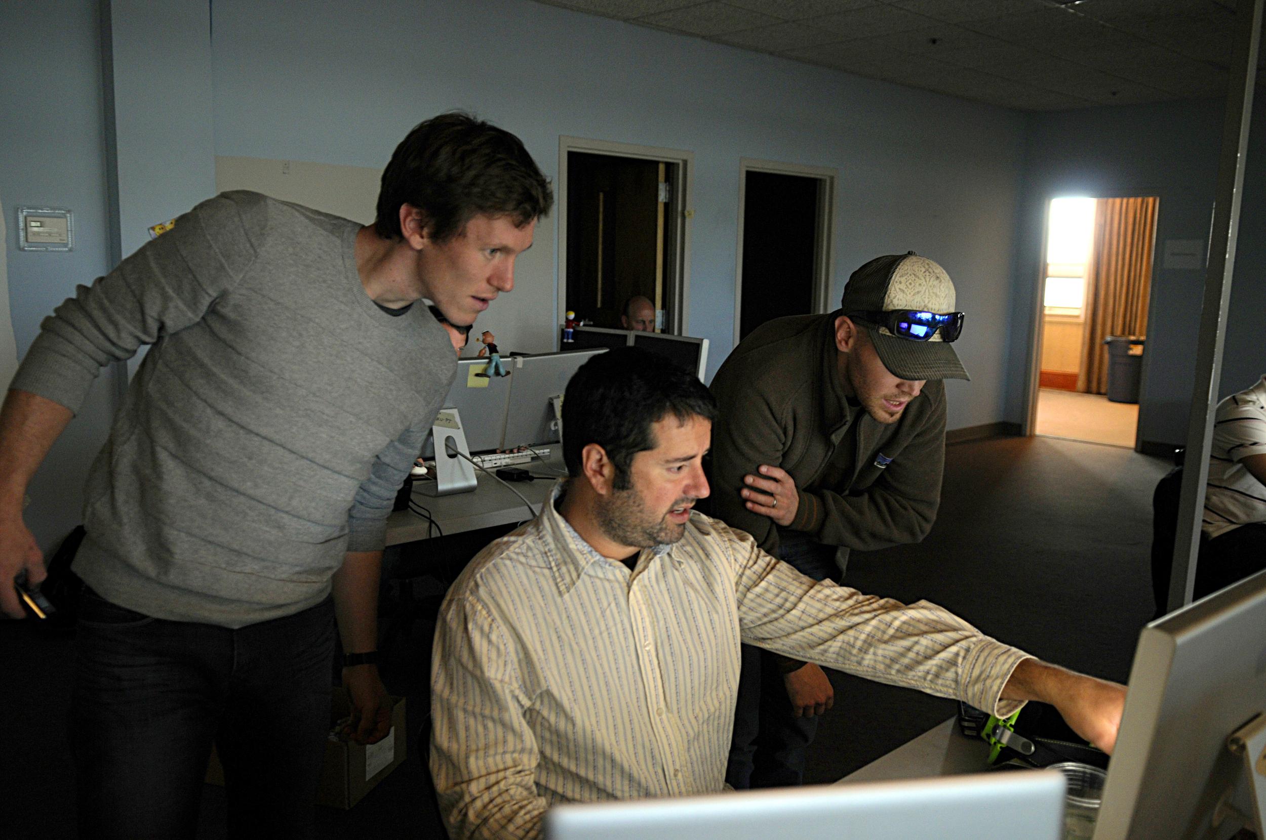 Mountain Workshops –Web Design Team 2012