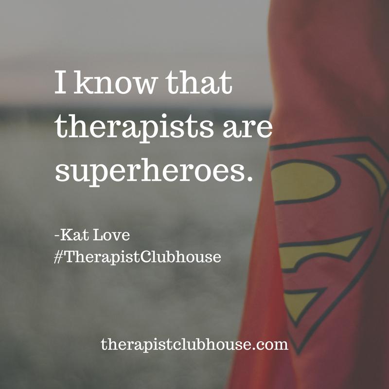 therapist superpowers