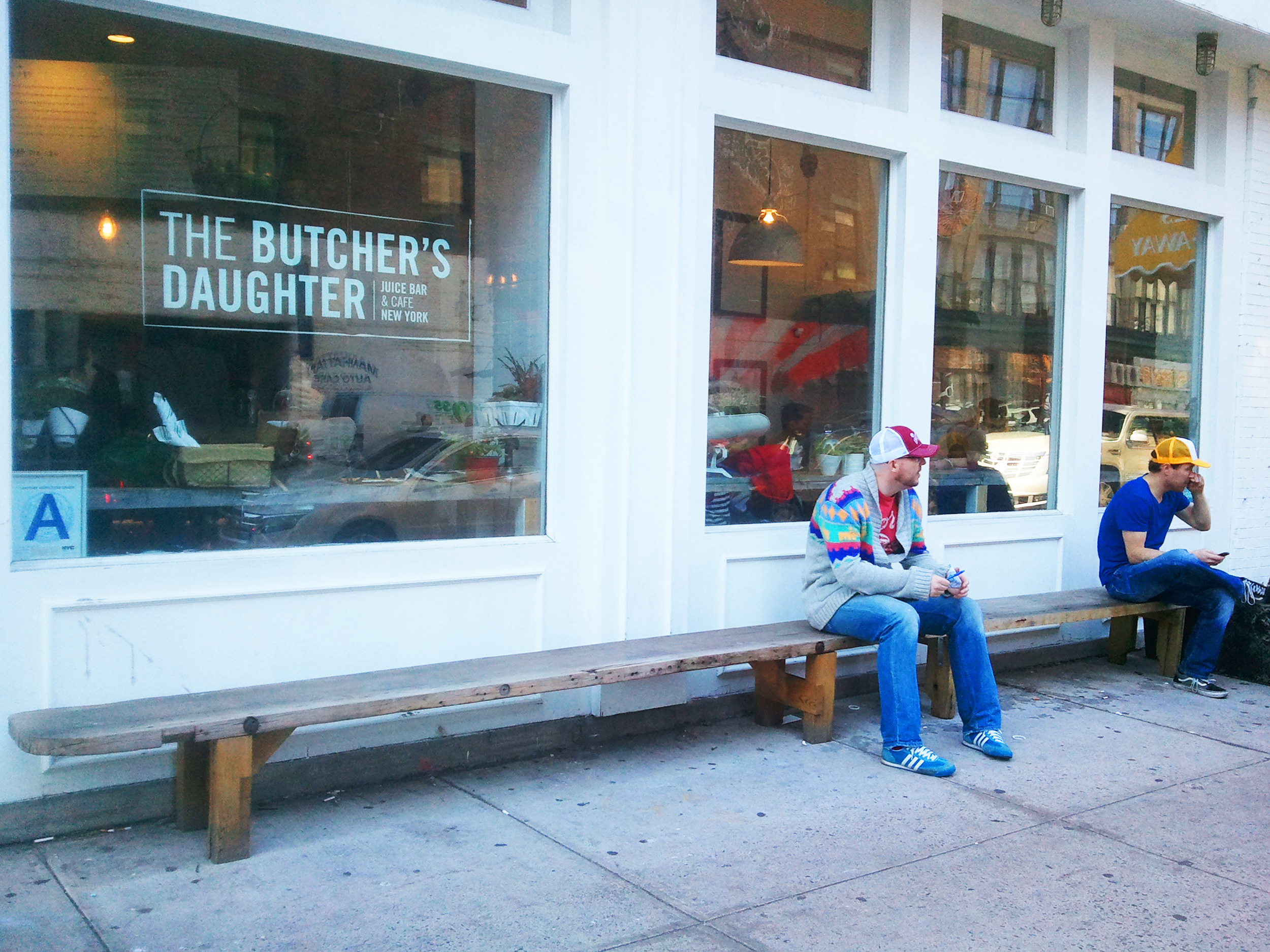 The Butchers Daughter - Nolita