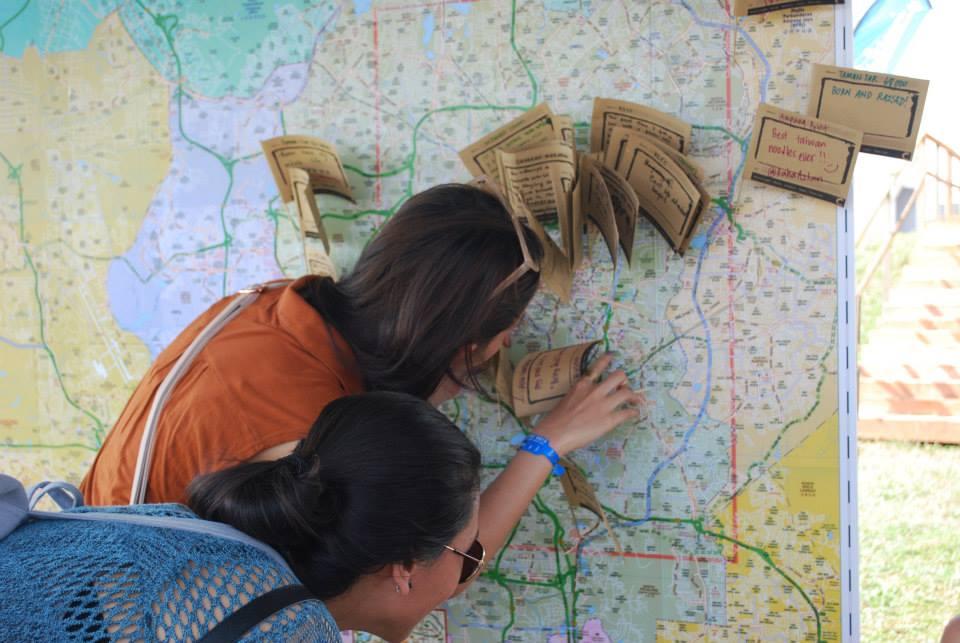 Mapping Kuala Lumpur Annie Hariharan