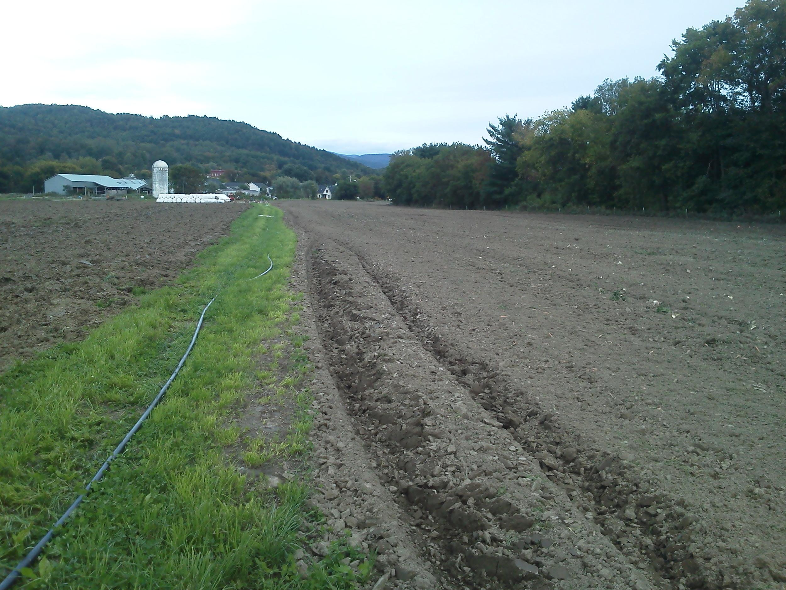 new ground - old ground