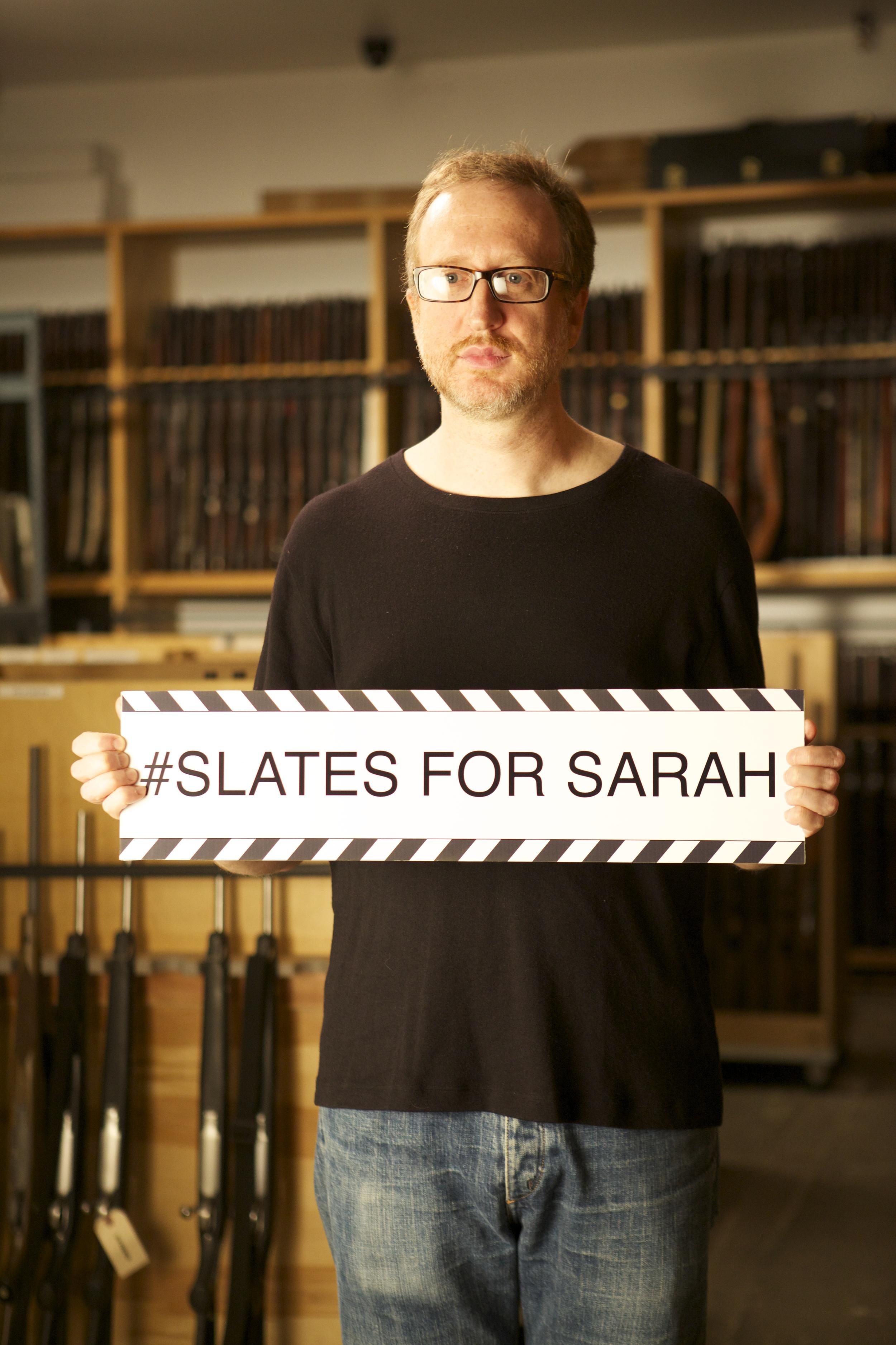 Slates for Sarah