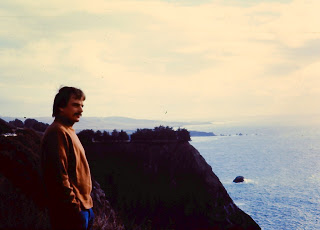 Big Sur 1974 - Our Honeymoon road trip