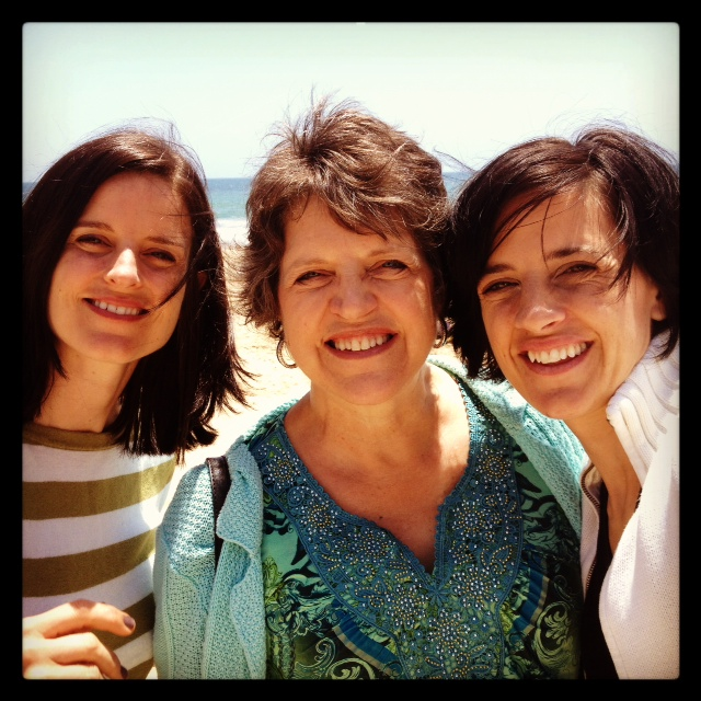 I had a wonderful time on my birthday weekend with Sarah and April at the beach for a couple of days.
