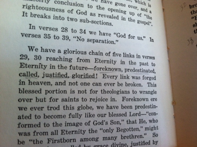 Commentary on Romans by H. Ironside