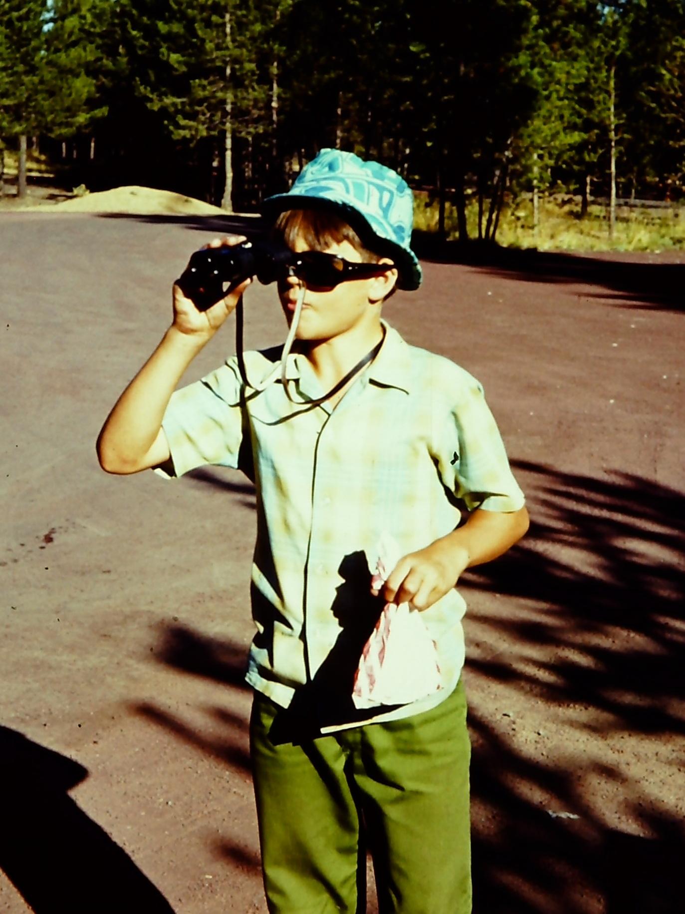 Paul - 1969 - age 10