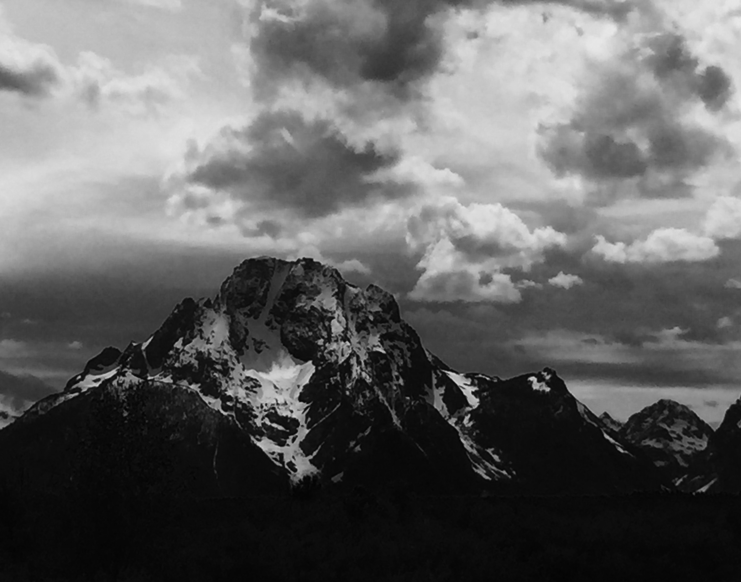 Mt. Moran - GTNP