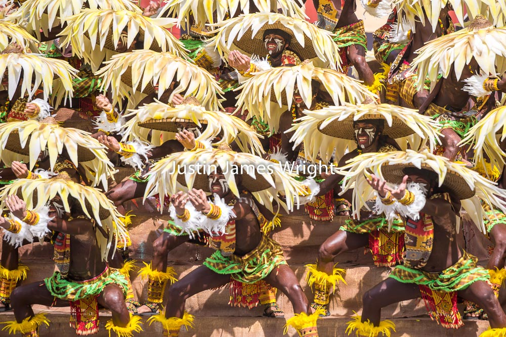 Dinagyang Festival, Iloilo, Visayas, Philippines   Philippine Image # 4033  If you wish to purchase a photography print of this image, or would like to license this image please contact us using the form below.  Please kindly include the Image Title and Image Ref # in your message, we will get back to you.
