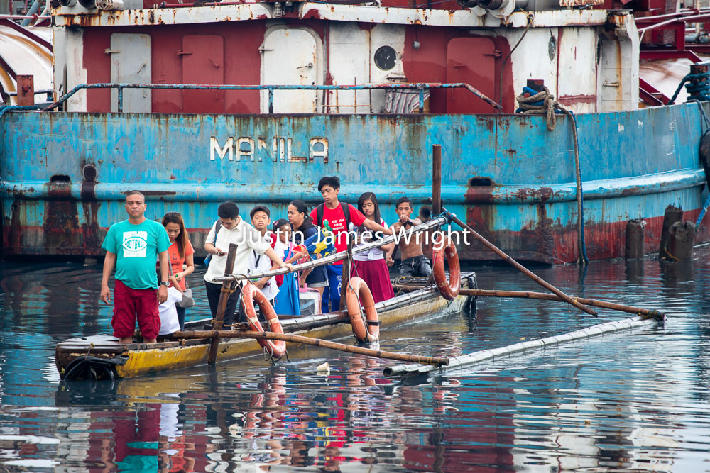 River Taxi / Water Taxi, Navotas River, Navotas, Metro Manila, Philippines   Philippine Image # 4099  If you wish to purchase a photography print of this image, or would like to license this image please contact us using the form below.  Please kindly include the Image Title and Image Ref # in your message, we will get back to you.