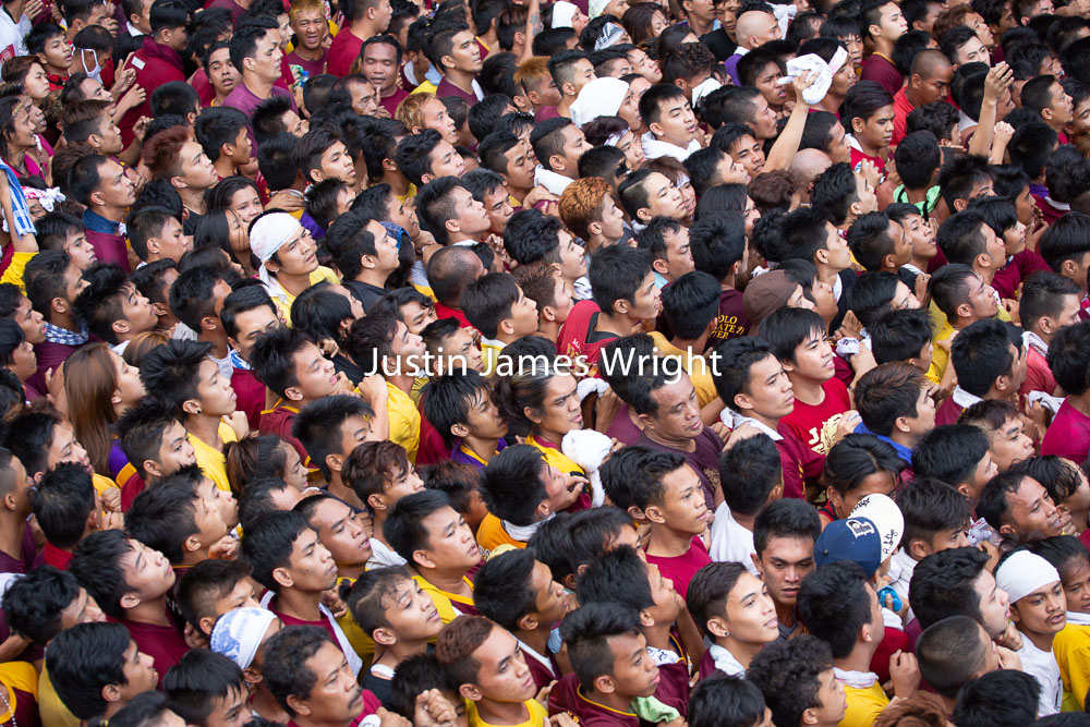 The Procession / Feast of the Black Nazarene, Manila, Philippines   Philippine Image # 4129  If you wish to purchase a photography print of this image, or would like to license this image please contact us using the form below.  Please kindly include the Image Title and Image Ref # in your message, we will get back to you.
