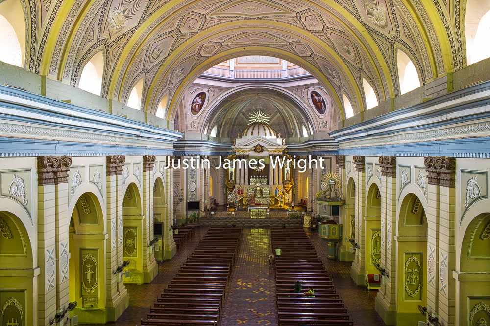 Taal Basilica (Minor Basilica of Saint Martin of Tours), Taal, Batangas, Philippines   Philippine Photo # 4177  If you wish to purchase a photography print of this image, or would like to license this image please contact us using the form below.  Please kindly include the Image Title and Image Ref # in your message, we will get back to you.