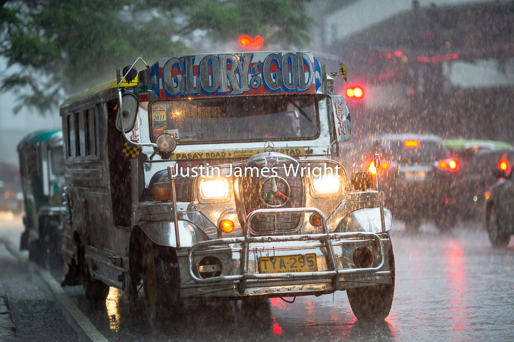 Passenger Jeepney, Makati City, Metro Manila, Philippines   Philippine Photo 4229  If you wish to purchase a photography print of this image, or would like to license this image please contact us using the form below.  Please kindly include the Image Title and Image Ref # in your message, we will get back to you.
