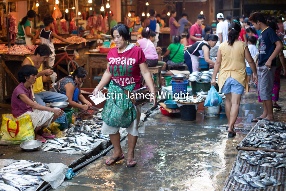 Lingayen Public Market, Pangasinan, Philippines   Philippine Photo # 5239  If you wish to purchase a photography print of this image, or would like to license this image please contact us using the form below.  Please kindly include the Image Title and Image Ref # in your message, we will get back to you.