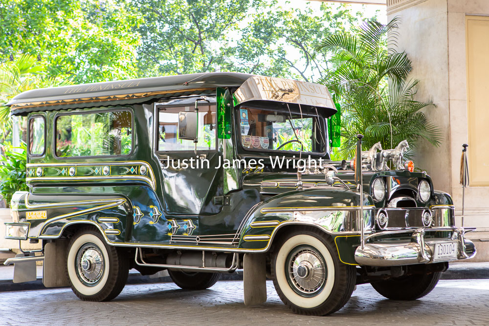 Vintage Jeepney, Makati City, Philippines   Philippine Photo 5271  If you wish to purchase a photography print of this image, or would like to license this image please contact us using the form below.  Please kindly include the Image Title and Image Ref # in your message, we will get back to you.