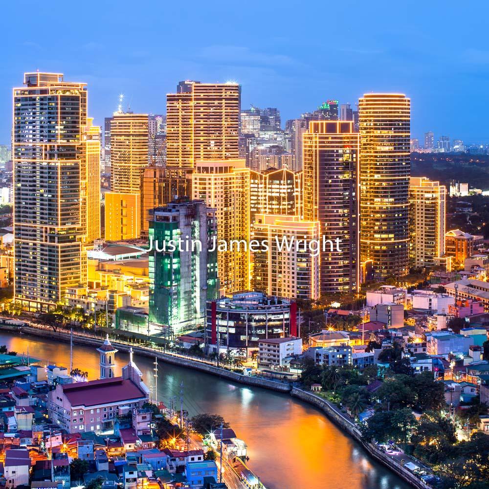 Rockwell Center Illuminated for the Yuletide Season, Makati City, Philippines