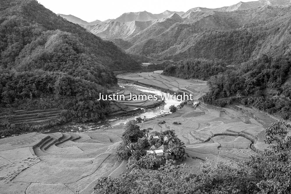 Manila Black and White Photography    Ducligan Rice Terraces, Banaue, Ifugao, Philippines.   Philippine Image 5305  If you wish to purchase a photography print of this image, or would like to license this image please contact us using the form below.  Please kindly include the Image Title and Image Ref # in your message, we will get back to you.