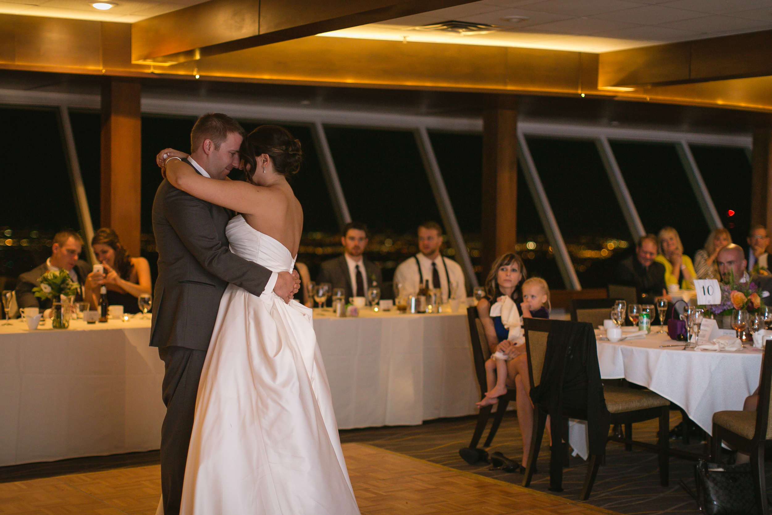 First Dace Colorado Wedding