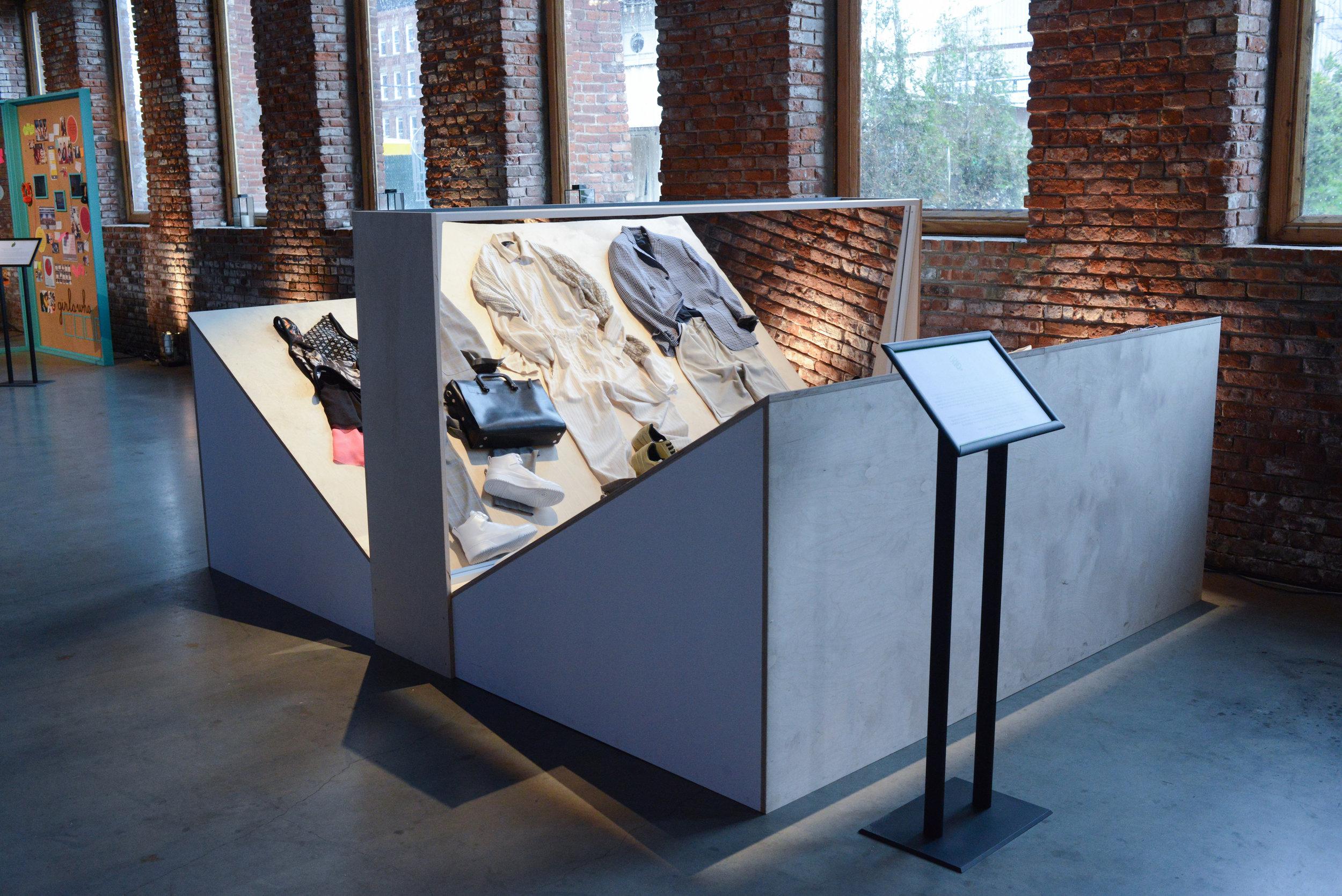 Kiehl's Pioneers by Nature Product Display