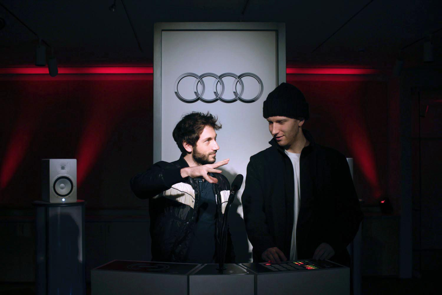 Audi, Whitney Museum, Meatpacking District, NYC, PMK BNC, Animal Collective, Music, Sound, Installation, Immersive, Interactive, Social Media, Invisible North, Creative, Agency, Brand, Experiences, Car, Museum, Culture, Experiential, Promotion, Production, Design, Video