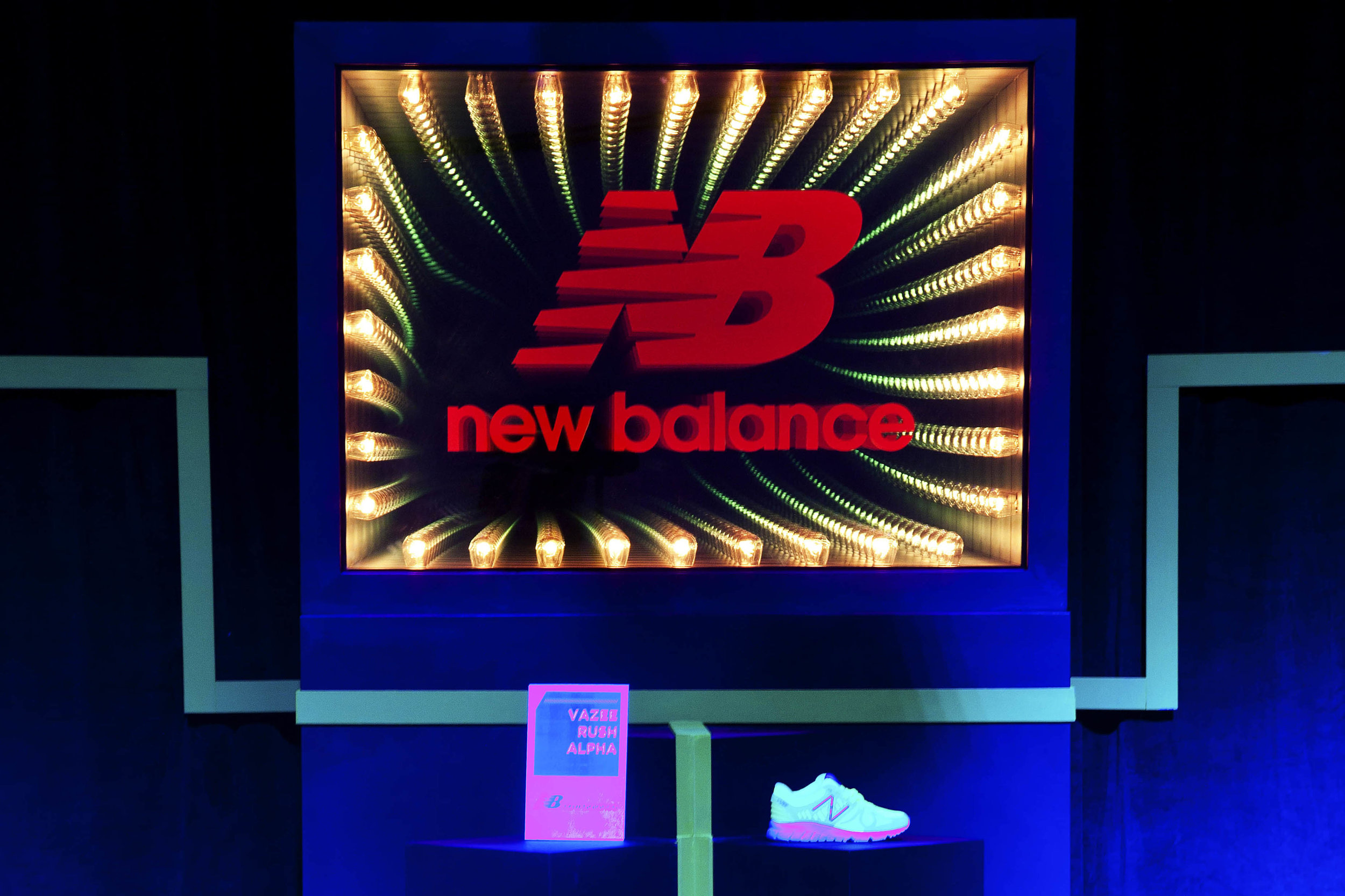 New Balance, Retail, Sneakers, Running, Influencers, Product Launch, Technology, Advancement, Shoes, Invisible North, Product, Brand, Experience, Experiential, Marketing, Production, Design, Strategy, Activation, Promotion, Agency