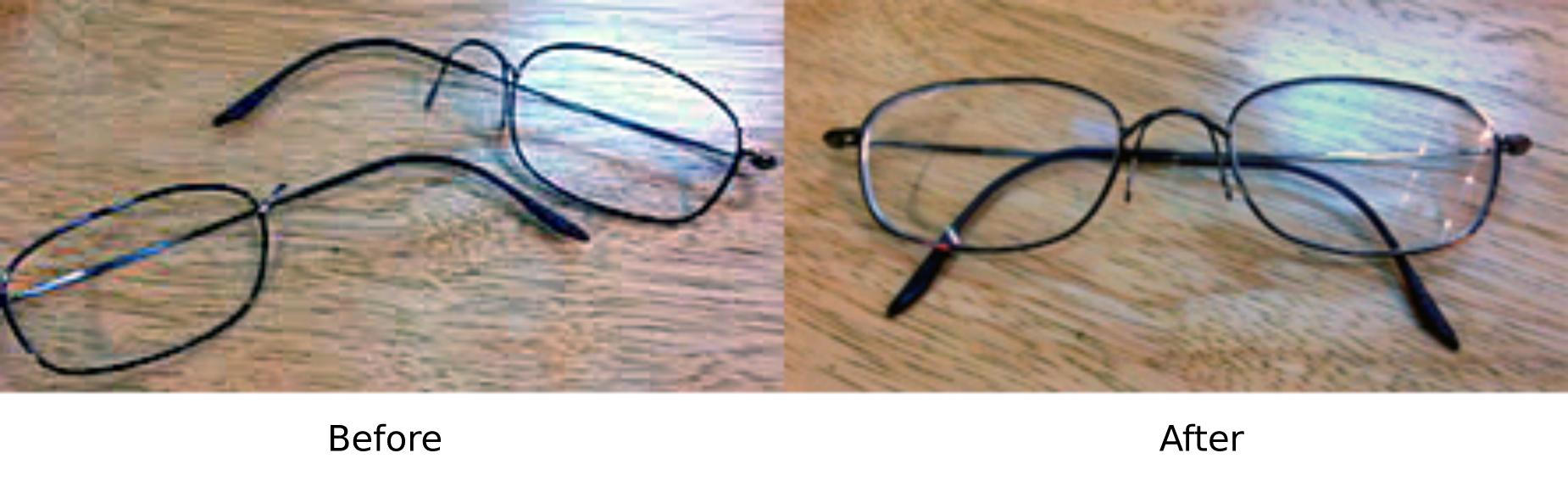 Eyeglass Repair