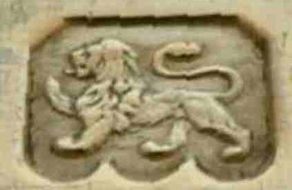 Lion Passant Mark