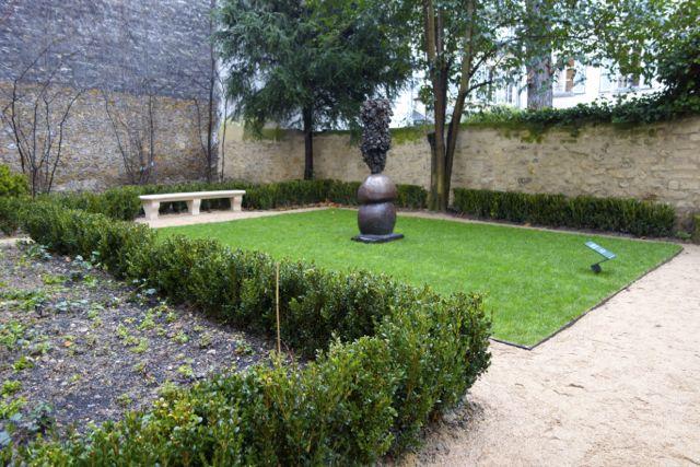 Gardens of Musée Delacroix