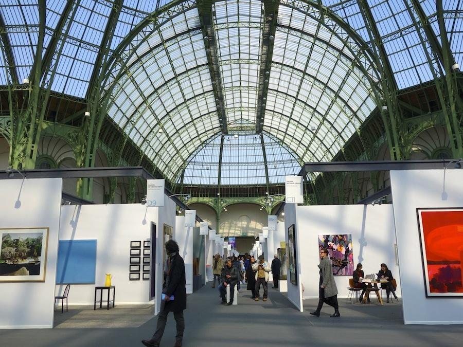 ArtParis at the Grand Palais