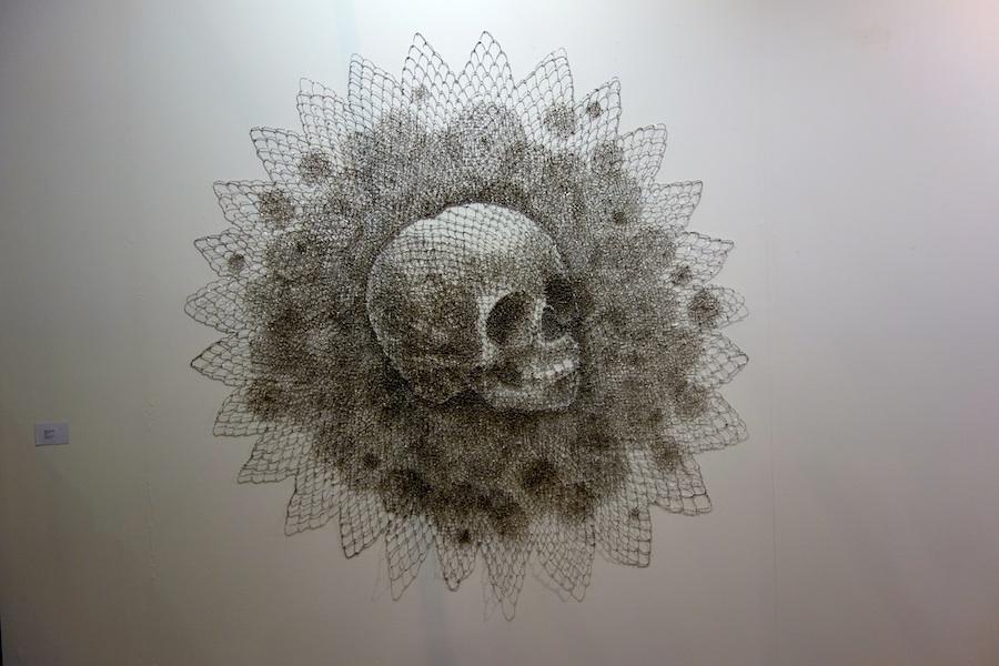 Walter Oltmann, Child Skull
