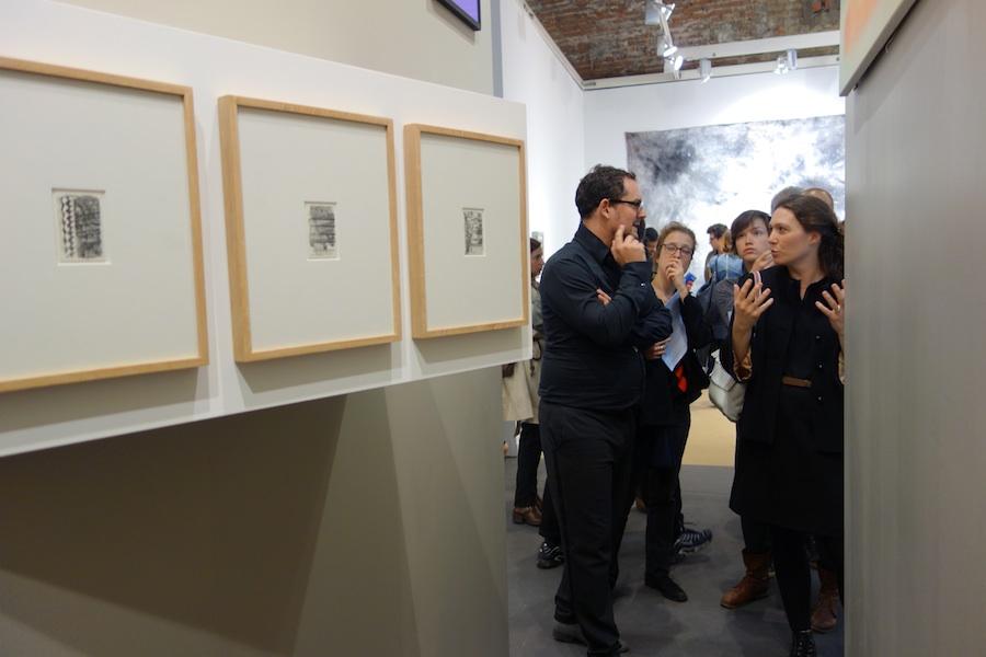 Benoit Porcher, Galerie Semiose