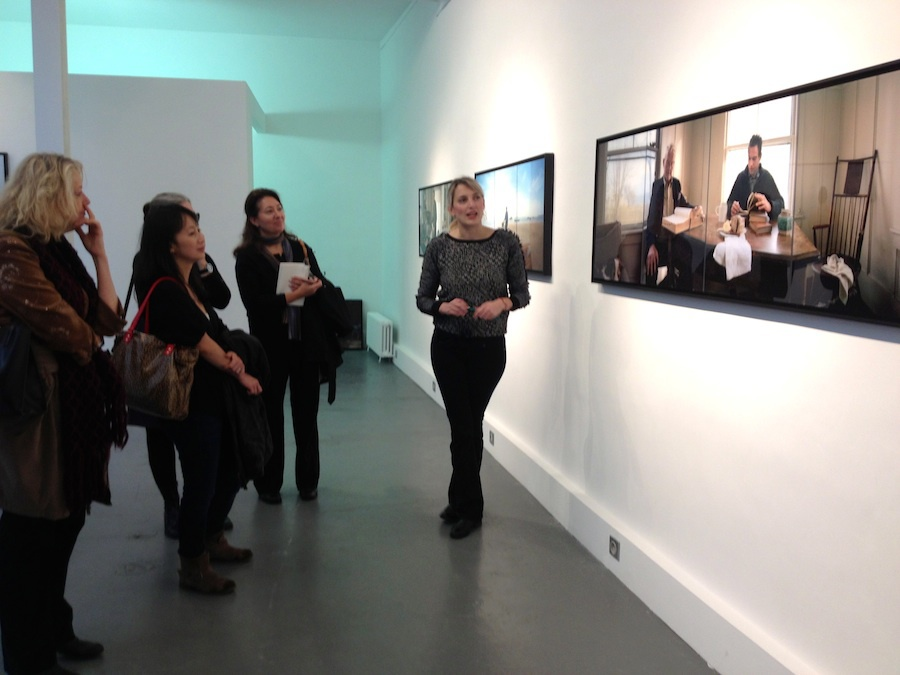 Audrey at Galerie Particulière