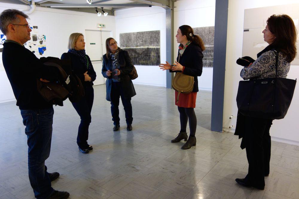 At ENSBA biennale du dessin