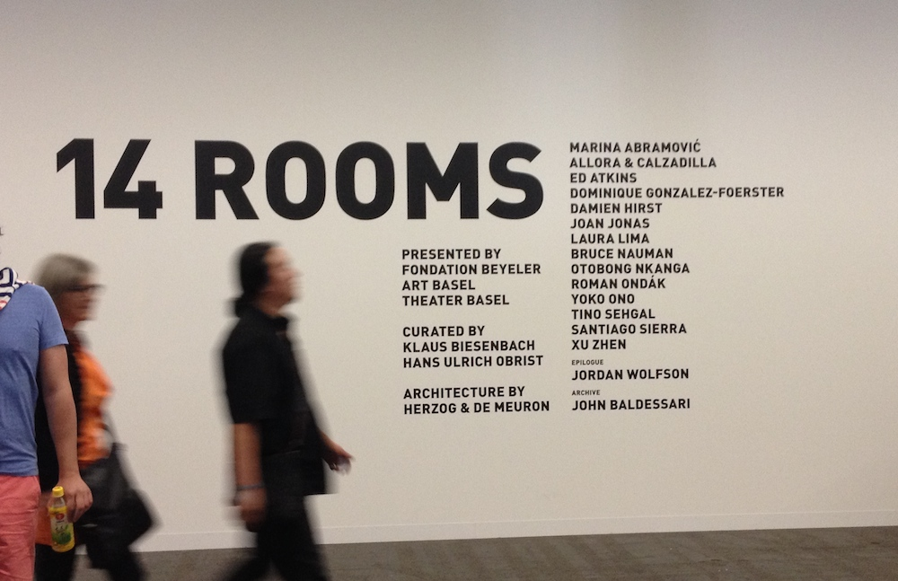 14 Rooms