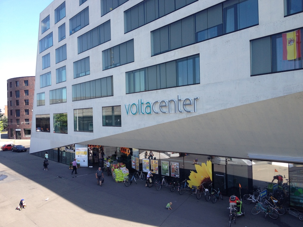 Volta Center
