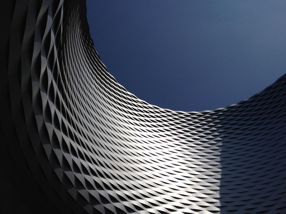 Messe building
