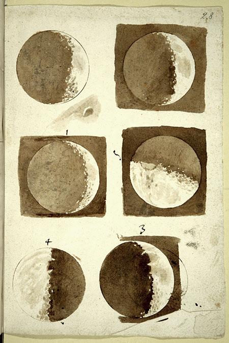 Galileo & Chiaroscuro