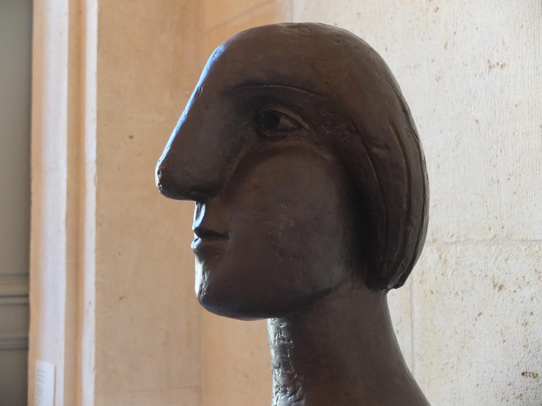 Sculpture exhibition at Musée Picasso