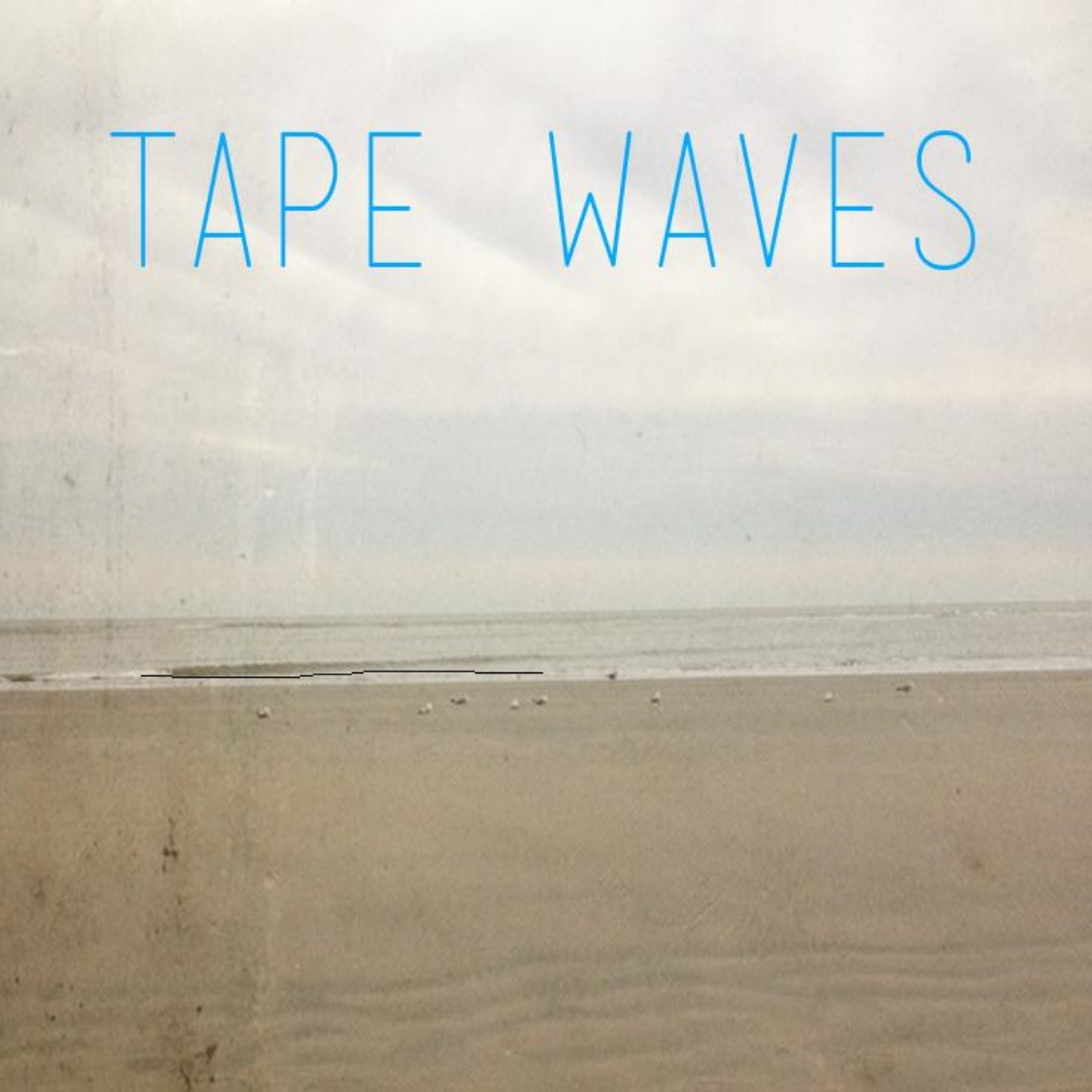 BS011 - Tape Waves - Tape Waves EP