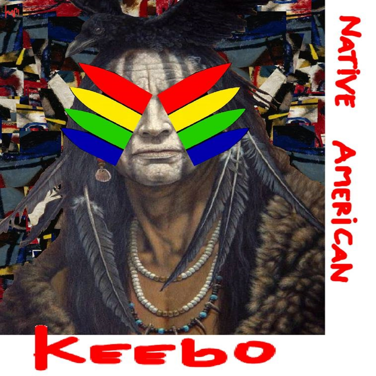 BS010 - Keebo - Native American