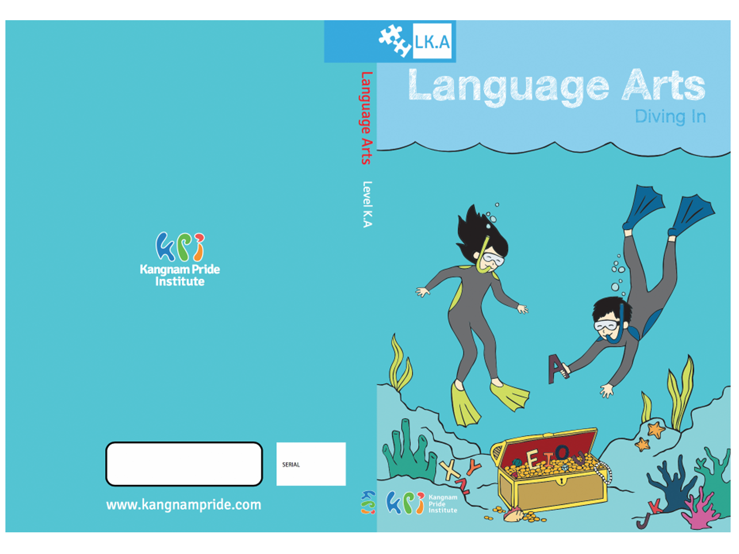 Level K.A Language Arts Cover Full.png