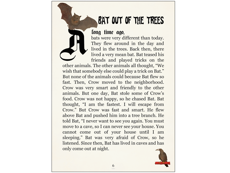 Bat Out of the Trees