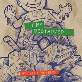 Tiny Destroyer album cover