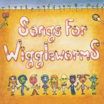 Songs for Wiggleworms album cover