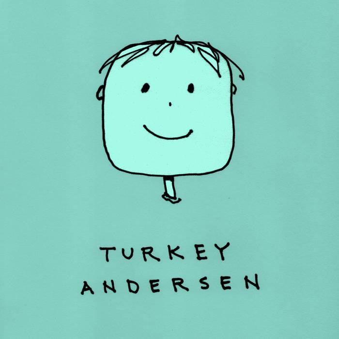 Turkey Andersen debut album cover