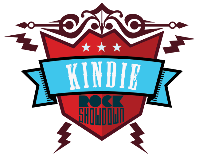 Kindie Rock Showdown logo