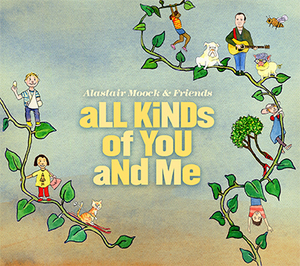 All Kinds of You and Me album cover