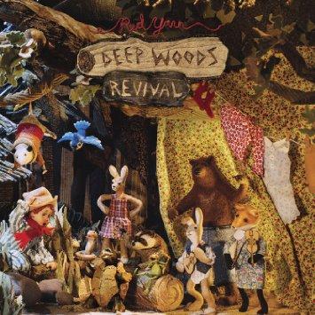Deep Woods Revival album cover