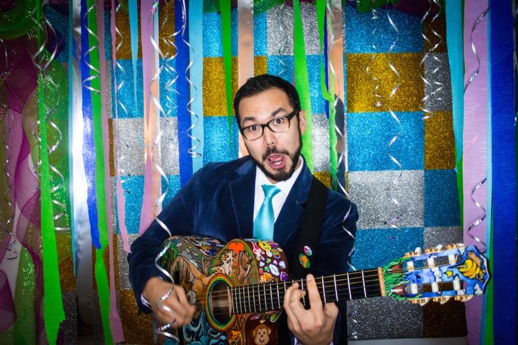 Mr. Steve, the Music Man