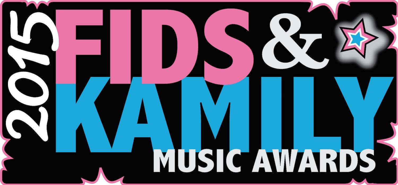 2015 Fids and Kamily Music Awards logo