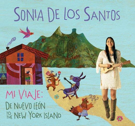 Sonia De Los Santos - Mi Viaje album cover